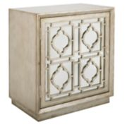 Right2Home Trellis Mirrored Storage Chest