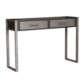 Right2Home Industrial Distressed Console Table