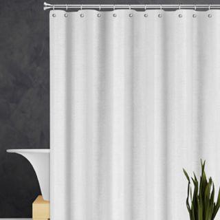 Popular Bath Wide Stripe Shower Curtain