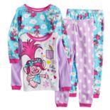 Toddler Girl DreamWorks Trolls Poppy Tops & Bottoms Pajama Set