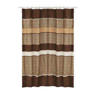 Popular Bath Wild Life Shower Curtain