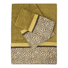 Popular Bath Wild Life 3-piece Towel Set