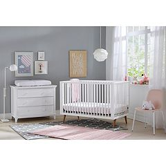 Kolcraft Roscoe 3-in-1 Convertible Crib