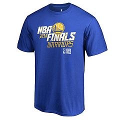 Men's Golden State Warriors 2018 NBA Finals Tee