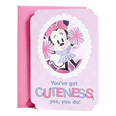 Hallmark Birthday Greeting Card 'Sweetness' Kids Greeting Card