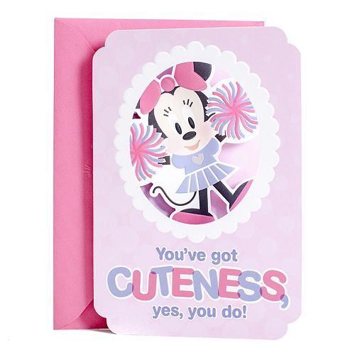 Hallmark Birthday Greeting Card Sweetness Kids