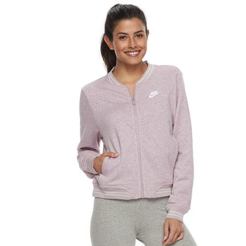 Women's Nike Sportswear Back Graphic Jacket