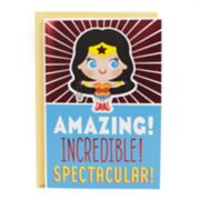"Hallmark Birthday ""Wonder Woman"" Greeting Card"