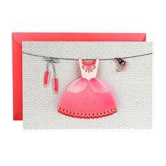 Hallmark Signature Birthday 'Ballerina Princess' Greeting Card