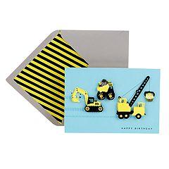 Hallmark Signature Birthday 'Loads of Birthday Fun' Greeting Card
