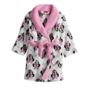 Disney's Minnie Mouse Toddler Girl Robe