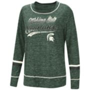 Women's Michigan State Spartans Giant Dreams Tee