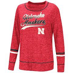 Women's Nebraska Cornhuskers Giant Dreams Tee