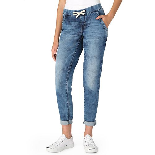 Juniors' DENIZEN from Levi's® Low Rise Jogger Jeans