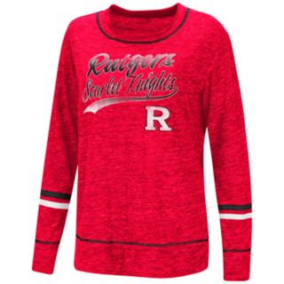 Women's Rutgers Scarlet Knights Giant Dreams Tee