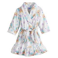 Disney's Frozen Elsa Toddler Girl Robe