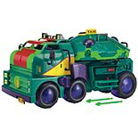 Teenage Mutant Ninja Turtles Turtle Tank Group Vehicle