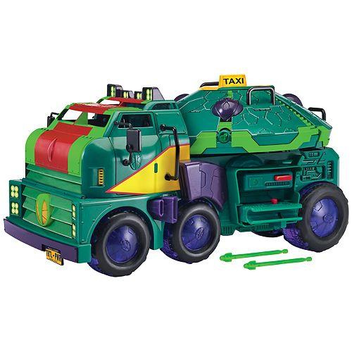 Teenage Mutant Ninja Turtles Turtle Tank Group Vehicle