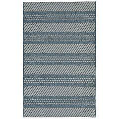 Liora Manne Belmont Horizontal Stripe Indoor Outdoor Rug