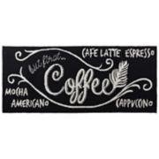 Liora Manne Frontporch ''Coffee'' Indoor Outdoor Rug - 24'' x 60''