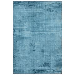 Liora Manne Havana Watercolor Abstract Indoor Outdoor Rug