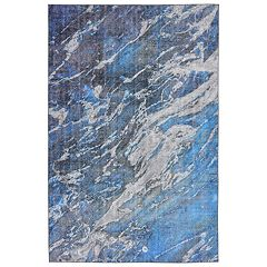 Liora Manne Havana River Abstract Indoor Outdoor Rug