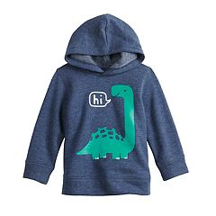 Baby Boy Jumping Beans® Character Softest Fleece Pullover Hoodie