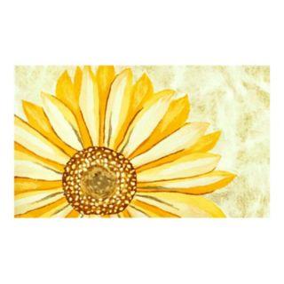 Liora Manne Illusions Sunflower Indoor Outdoor Doormat