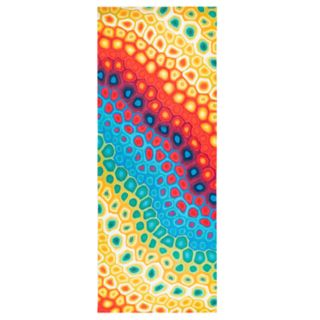 Liora Manne Illusions Pop Swirl Geometric Indoor Outdoor Doormat