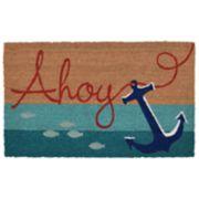 Liora Manne Natura ''Ahoy'' Indoor Outdoor Coir Doormat - 18'' x 30''