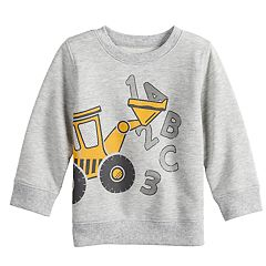 Baby Boy Jumping Beans® Graphic Crew Pullover Top