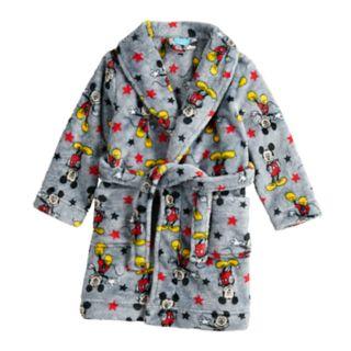 Disney's Mickey Mouse Toddler Boy Robe