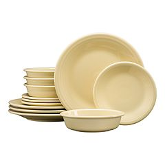 Fiesta Classic 12-piece Dinnerware Set