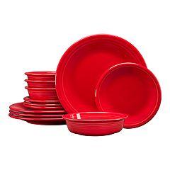 Fiesta Classic 12-piece Dinnerware Set