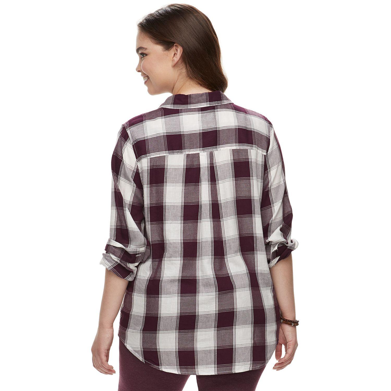 05949d4d Cute Button Down Shirts For Juniors