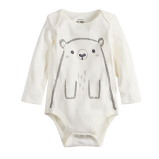 Baby Boy Jumping Beans® Bear Softest Bodysuit