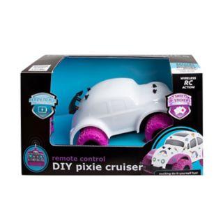 Black Series Remote Control DIY Pixie Cruiser