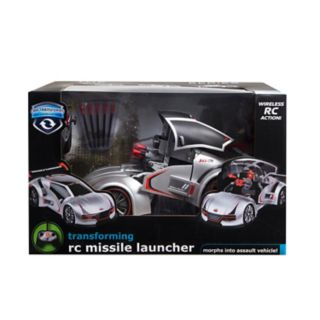 Black Series Transforming RC Missile Launcher