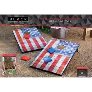 Black Series Bean Bag Toss