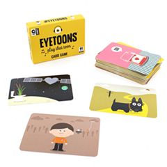 Eyetoons Card Game by Ginger Fox