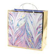 "Hallmark Signature ""Marble"" Large Gift Bag"