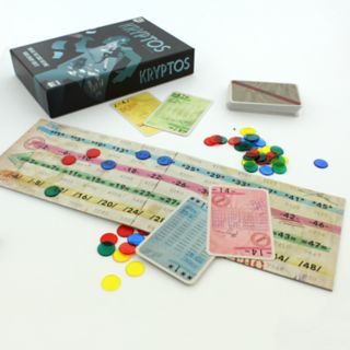 Kryptos Game by Ginger Fox