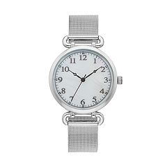 Women's Mesh Band Watch
