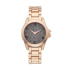 Women's Glitter Dial Watch