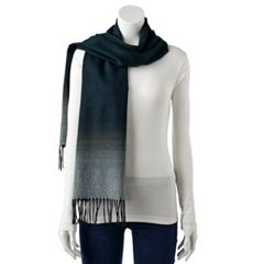 Women's Softer Than Cashmere Ombre Oblong Scarf