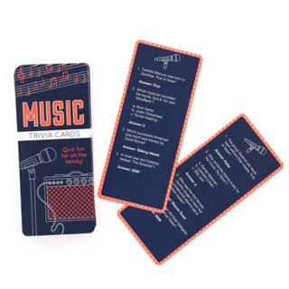 Trivia Cards Game by Ginger Fox