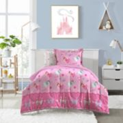 Toddler Dream Factory Magical Princess 4-piece Bed Set