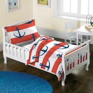 Toddler Dream Factory Sail Away 2-piece Comforter Set