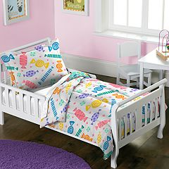 Toddler Dream Factory Candy 2-piece Comforter Set