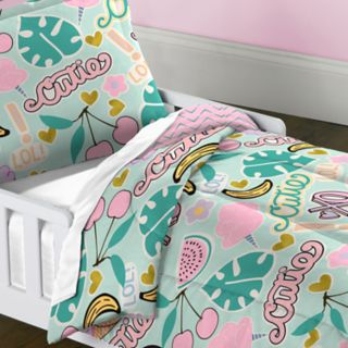 Toddler Dream Factory Pin It 2-piece Comforter Set